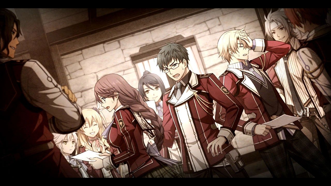 The legend of heroes trails of cold steel ii returning home image 2